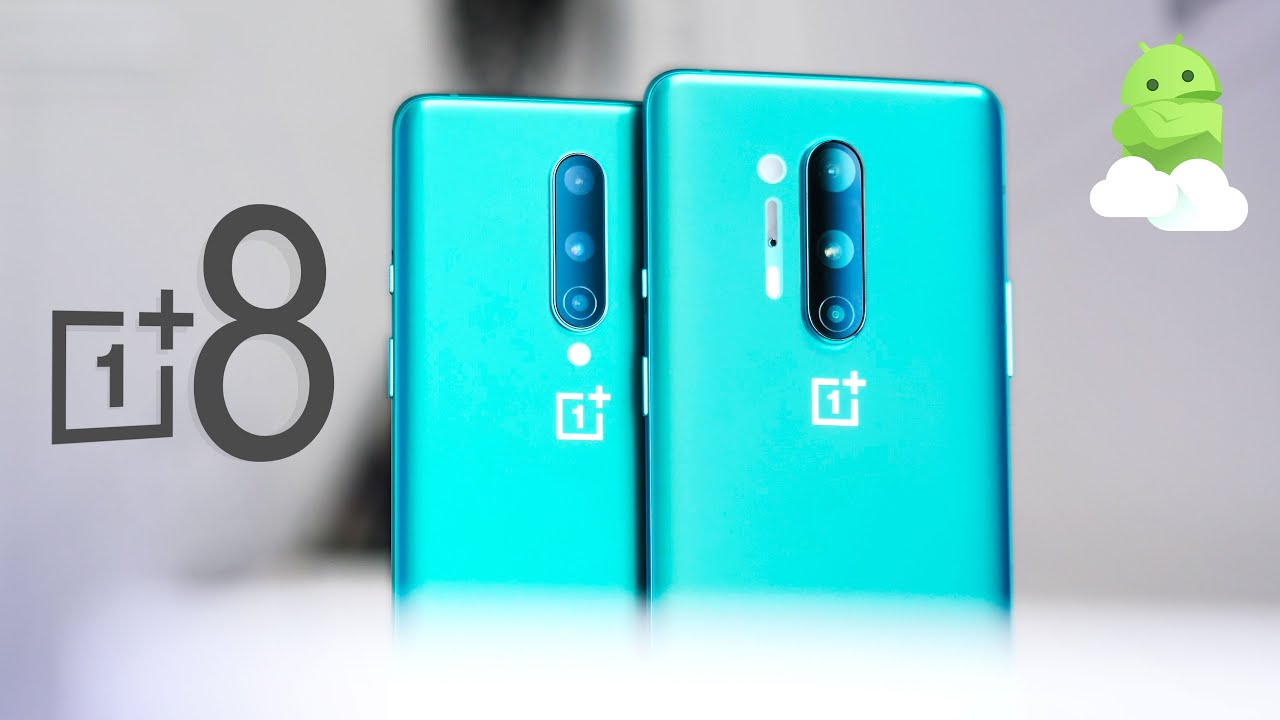 OnePlus 8 + 8 Pro Review: EXPENSIVE!... but worth it?