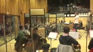 "Francesco Cafiso & London Symphony Orchestra at ""Angel Studios"""