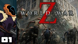 Let's Play World War Z - PC Gameplay Part 1 - Dead Tide Rising