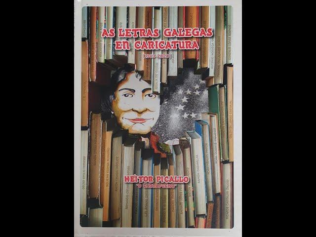 As Letras Galegas en caricatura