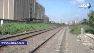 بالفيديو والصور.. عودة حركة قطارات 'طنطا – دمياط' بعد انفجار عبوة ناسفة بالمحلة