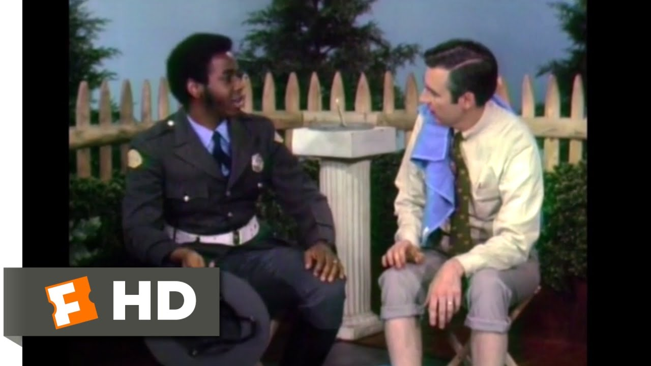 Won T You Be My Neighbor 2018 Officer Clemmons Scene 5 10 Movieclips Youtube