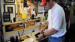 Golf Club Repair - Part 3 - Installing a ferrule, adaptor or shim - Epoxy