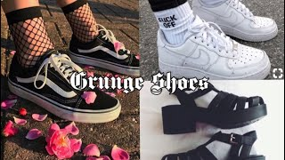Grunge Aesthetic  //shoes//