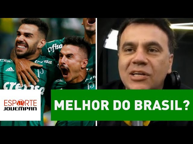 OLHA o que Mauro Beting falou após 5 a 0 do PALMEIRAS!