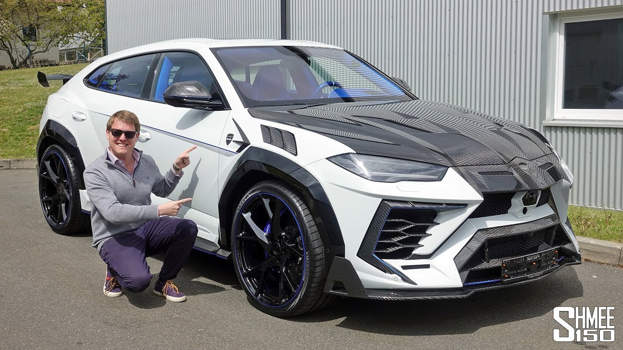 The Mansory Venatus Is The Craziest Lamborghini Urus Ever Youtube