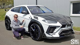 The Mansory Venatus is the CRAZIEST Lamborghini Urus EVER!