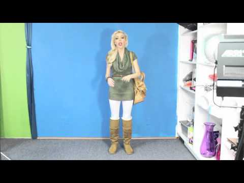 How To Wear Uggs * My New Bailey Over The Knee Ugg Boots *