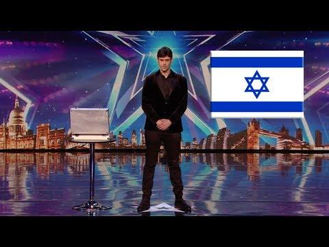 Israel On Britain's Got Talent