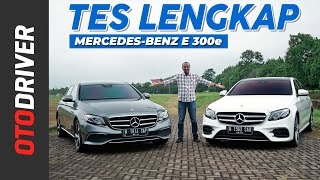Mercedes-Benz E 300e 2020 | Review Indonesia | OtoDriver