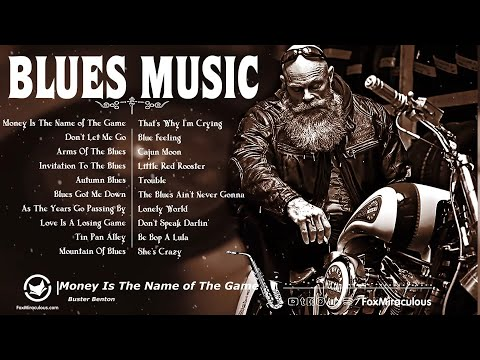 Slow Relaxing Blues Music | Thes Best Slow Blues Songs Ever | Slow Blues & Blues Ballads