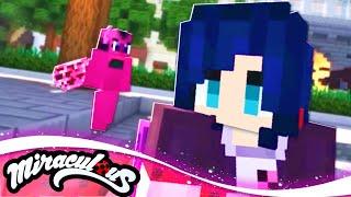 Minecraft Miraculous Ladybug 🐞 Season 1 Episode 1 🐞 Minecraft Roleplay
