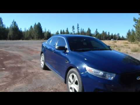 INTERCEPTORKING.COM 2013 AWD Ford Interceptor Sedan EcoBoost Twin Turbo 3.5L