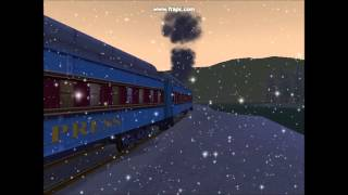 MSTS Polar Express music video