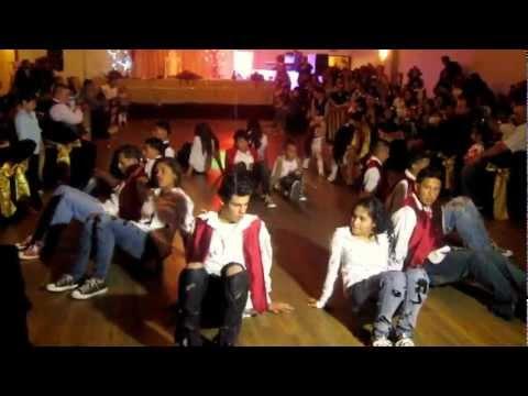 Quinceanera Surprise Dance (Techno/Thriller)