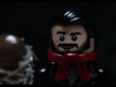 Lego The Walking Dead Negan