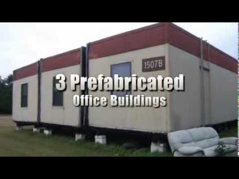 Three Modular Prefabricated Office Buildings on GovLiquidation.com