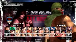 Dead or Alive 5 Last Round @ ECT 2015 - Top 8 [720p/60fps]