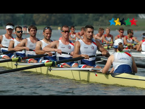 Day 3 Finals - 4th World University Rowing Championship 2016 - Poznan