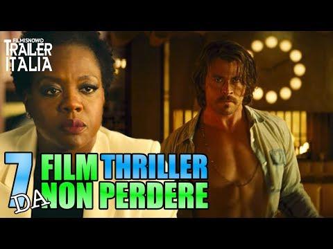 7 FILM THRILLER DA NON PERDERE