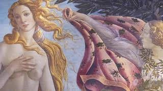 A celebration of beauty and love: Botticelli's Birth of Venus