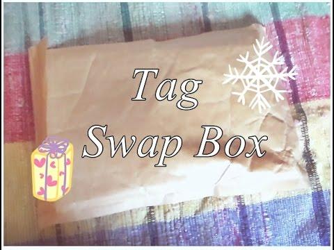 The Swap Box - Edição de Natal