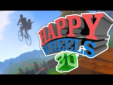 Thumbnail: HAPPY WHEELS 3D!!! (Guts and Glory Part 1)