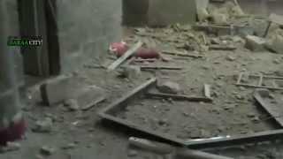 Война в Сирии. Сегодня. Повстанцы в мечете Омари