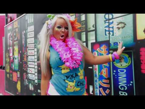 Popstar Trishii - Kiss Kiss (Official Music Video)