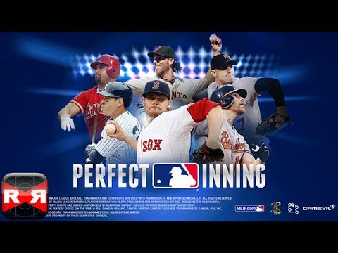MLB Perfect Inning - iOS - iPad Mini Retina Gameplay