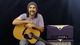 Luke Bryan - Drink A Beer - How To Play On Acoustic Guitar - Lesson - EASY