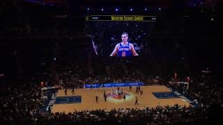 New York Knicks 2018-2019 Intro (vs. Brooklyn Nets)