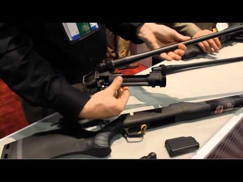 Thompson Center's New Multi-Caliber Rifle Platform: The Dimension