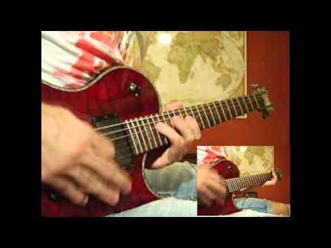 Secret and Whisper - XOXOXO Guitar Cover