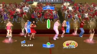 GD Plays High School Musical Senior Year DANCE (5) Gameplay - We're All In This Together (Senior)