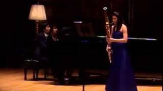 Tansman Sonatine for Bassoon and Piano