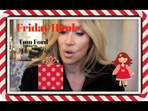 Friday Haul~Tom Ford C Tilbury Sam Edelman