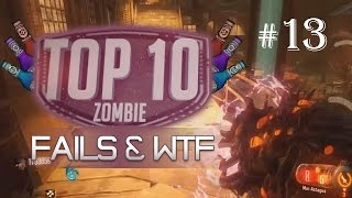 TOP 10 ZOMBIES FAILS/WTF #13