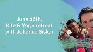 Indo Kite & Yoga retreat SLA  June 2020