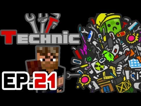 Technic | Bringing in the Lava, Geothermal Power | Ep.21