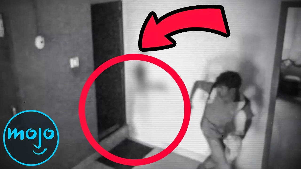 Download Top 10 Creepiest Things Caught On Security Cameras
