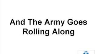 US Army Song -