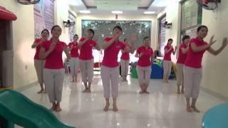 Trường Mầm non KITTY- Hải Phòng ( Flasmob CHIẾC ĐÈN ÔNG SAO )