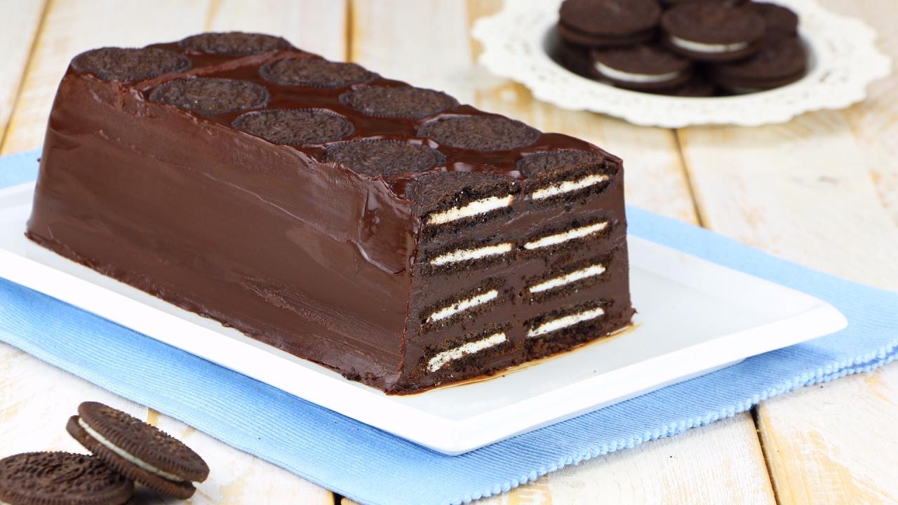 Kalter Hund Mit Oreo Keksen So Bekommt Das Kuchen Rezept Frischen