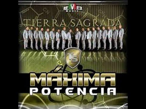 BANDA TIERRA SAGRADA MIX NUEVO NOVIEMBRE 2014