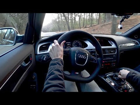Manual Audi B8 S4 - APR Stage 2 is a Game Changer