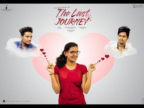 Talent creations|| The Last Journey Telugu - Short Film || Telukuntla Santosh Rk