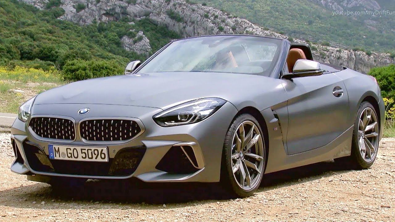 Bmw Z4 M40i Precision Agility And Great Handling Youtube
