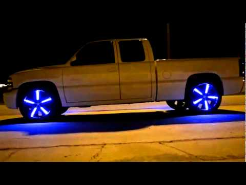 light up cars sportbikelites new led light up rims and wheels for truck 310