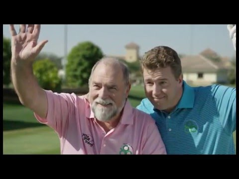 Golf Holidays in Turkey with Your Golf Travel - Sky TV advert with Darren Clarke & Lee Westwood